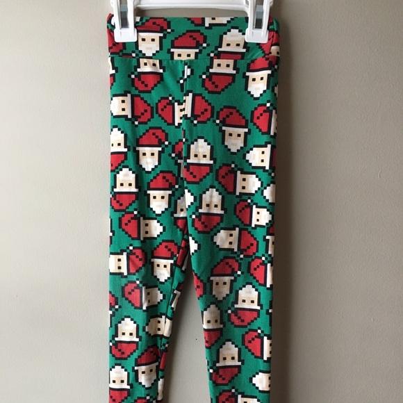 Lularoe Christmas Leggings.Lularoe Christmas Leggings Nwt